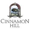 Cinnamon Hill Golf Course at Rose Hall Logo